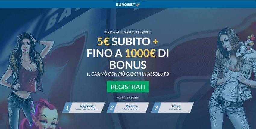 eurobet bonus
